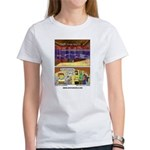 Ray banned from Quake Women's T-Shirt