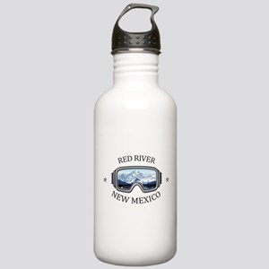 Red River Ski Area - Stainless Water Bottle 1.0L