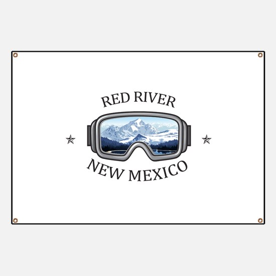 Red River Ski Area - Red River - New Mexi Banner