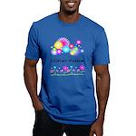 Celebrate Freedom Men's Fitted T-Shirt (dark)
