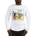 Flying Saucers Long Sleeve T-Shirt