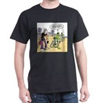 Flying Saucers Dark T-Shirt