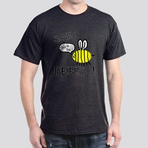 Save the Bees Dark T-Shirt