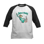 Future Skater Kids Baseball Jersey