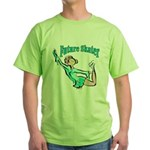 Future Skater Green T-Shirt