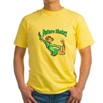 Future Skater Yellow T-Shirt