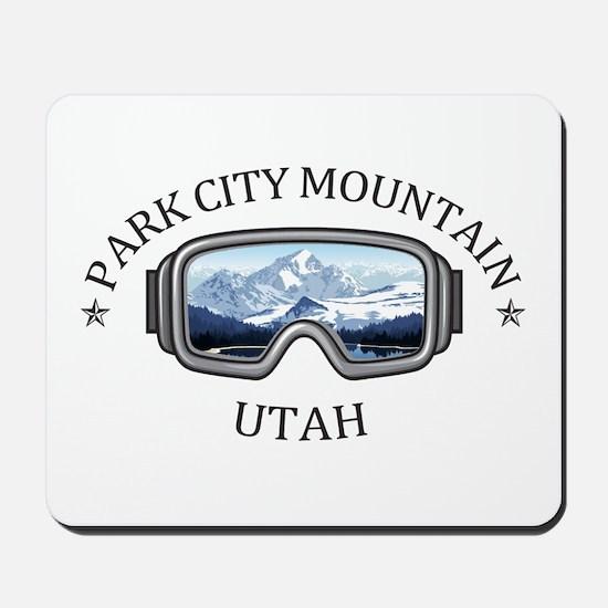 Park City Mountain Resort - Park City Mousepad