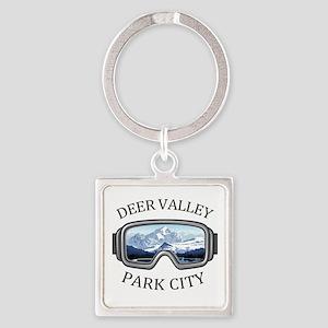 Deer Valley - Park City - Utah Keychains