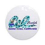 Cal SurferTM Ornament (Round)