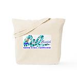 Cal Surfer TM Tote Bag