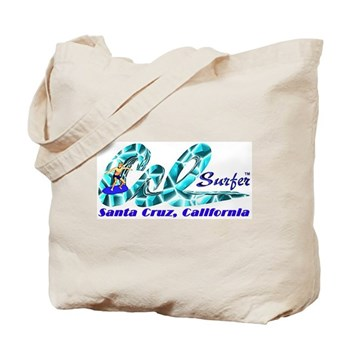 Cal Surfer TM Tote Bag