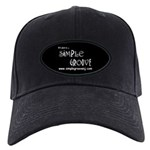 Simple Groove Black Cap