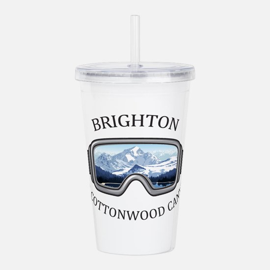 Brighton - Big Cotto Acrylic Double-wall Tumbler