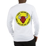 Get Out of my Way! Long Sleeve T-Shirt