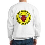 Get Out of my Way! Sweatshirt