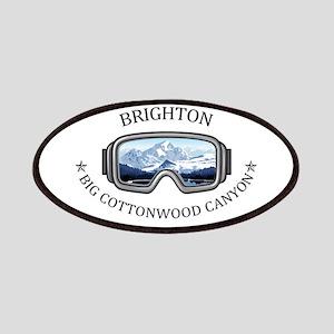 Brighton - Big Cottonwood Canyon - Utah Patch