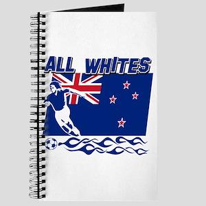 All Whites New Zealand soccer Journal