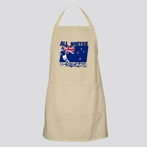 All Whites New Zealand soccer Apron