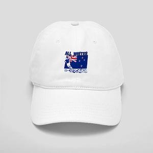 All Whites New Zealand soccer Cap