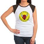 Get Out of my Way! Women's Cap Sleeve T-Shirt