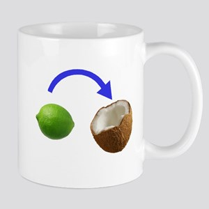 Put the Lime In the Coconut Mugs