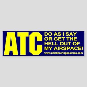 ATC Bumper Sticker