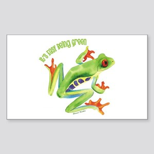 Its Easy Being Green - FROG Sticker