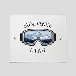 Sundance - Sundance - Utah Throw Blanket