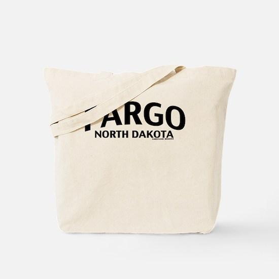 Fargo North Dakota Tote Bag