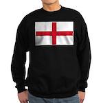 English Flag Sweatshirt (dark)