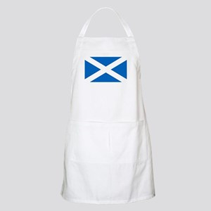 Scottish Flag Apron