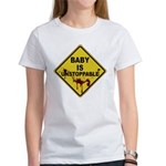 Baby Is Unstoppable Women's T-Shirt