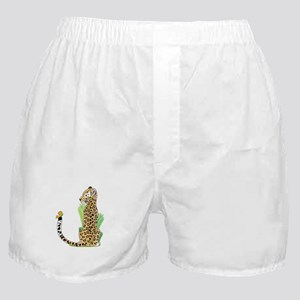 Animal Alphabet Jaguar Boxer Shorts