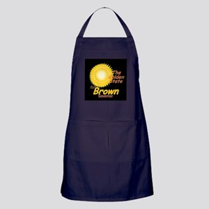 Brown Governor Apron (dark)