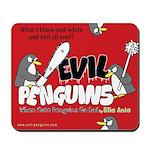 Evil Penguins Mousepad