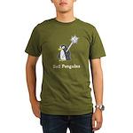 Evil Penguins Organic Men's T-Shirt (dark)