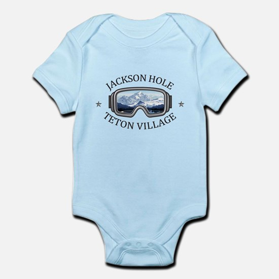 Jackson Hole - Teton Village - Wyoming Body Suit