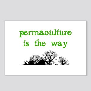 Permaculture Postcards (Package of 8)