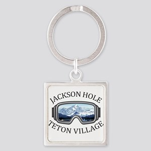Jackson Hole - Teton Village - Wyoming Keychains