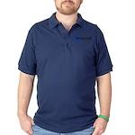 wht-shirt Dark Polo Shirt
