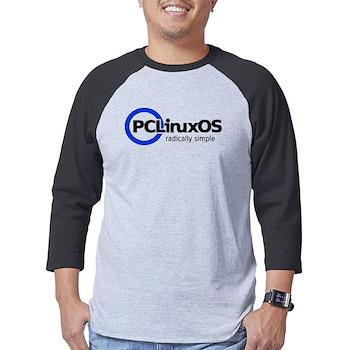 wht-shirt Mens Baseball Tee