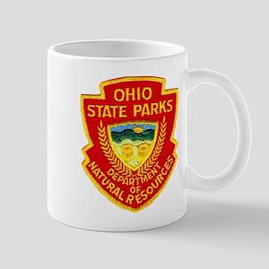 Ohio Park Ranger Mug