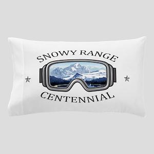 Snowy Range - Centennial - Wyoming Pillow Case