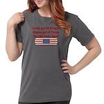 USA Heals Itself Womens Comfort Colors® Shirt