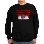 USA Heals Itself Sweatshirt (dark)