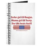 USA Heals Itself Journal