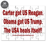 USA Heals Itself Puzzle