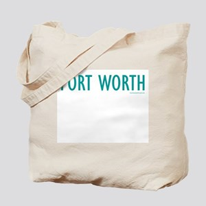Fort Worth - Tote Bag