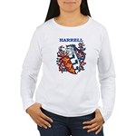 Harrell Coat of Arms Women's Long Sleeve T-Shirt