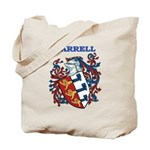Harrell Coat of Arms Tote Bag